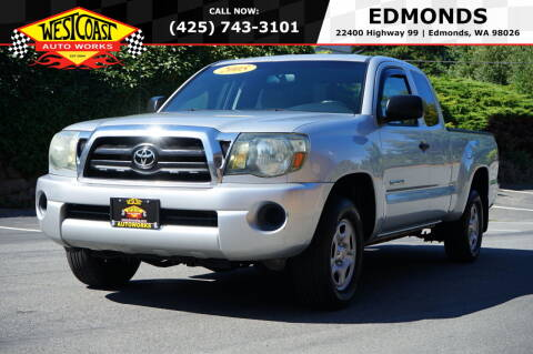 2005 Toyota Tacoma for sale at West Coast Auto Works in Edmonds WA