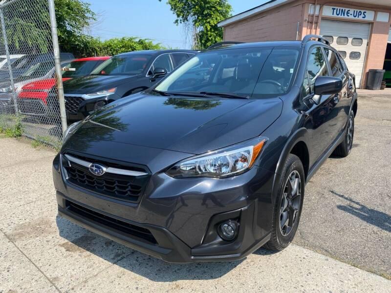 2019 Subaru Crosstrek for sale at Seaview Motors and Repair LLC in Bridgeport CT