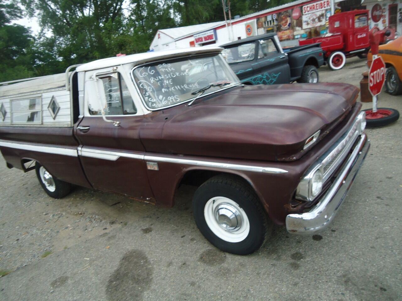 1966 Chevrolet C/K 10 Series 8