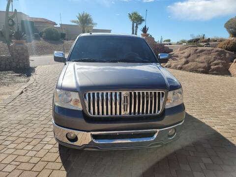 2006 Lincoln Mark LT for sale at Carzz Motor Sports in Fountain Hills AZ