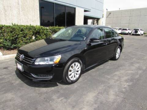 2013 Volkswagen Passat for sale at Pennington's Auto Sales Inc. in Orange CA