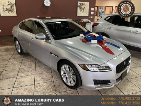 2017 Jaguar XF for sale at Amazing Luxury Cars in Snellville GA