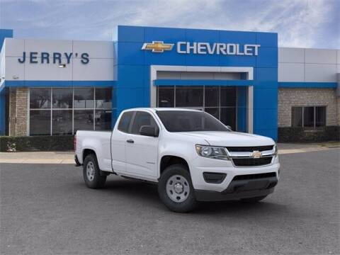 2020 Chevrolet Colorado for sale at Jerry's Buick GMC in Weatherford TX