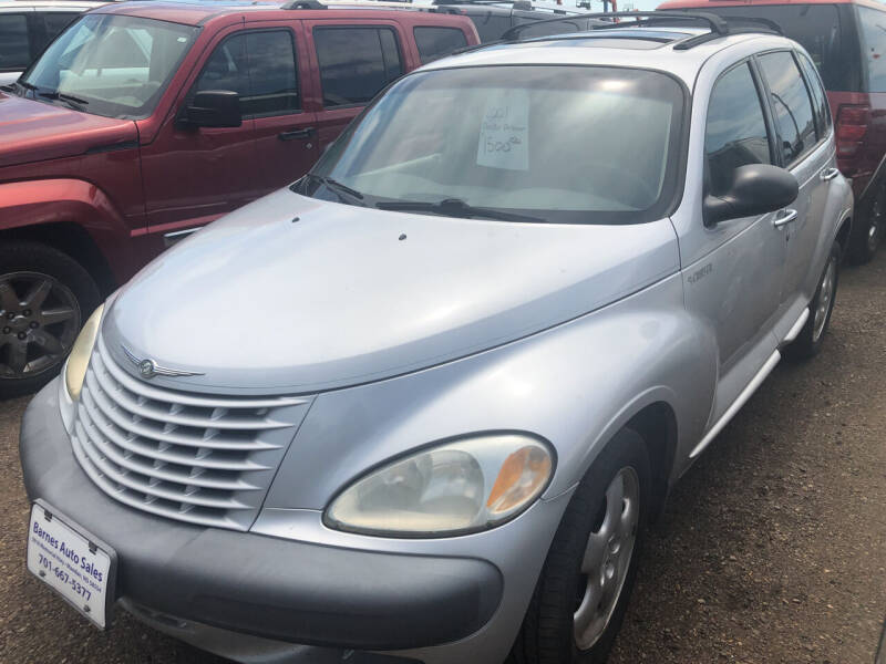 2001 Chrysler PT Cruiser for sale at BARNES AUTO SALES in Mandan ND