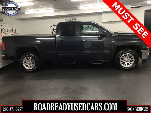 2018 GMC Sierra 1500 for sale at Road Ready Used Cars in Ansonia CT