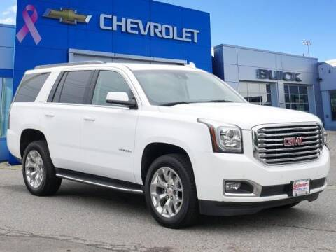 2017 GMC Yukon for sale at Bellavia Motors Chevrolet Buick in East Rutherford NJ