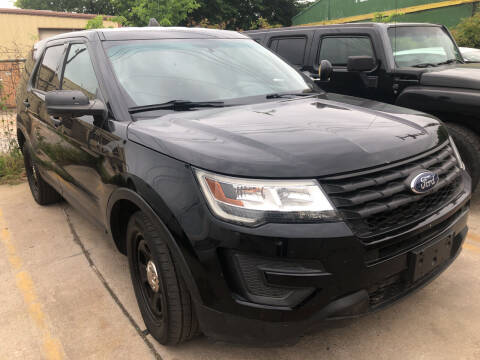 2016 Ford Explorer for sale at Auto Access in Irving TX