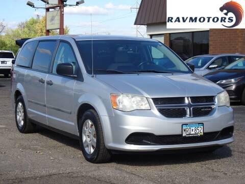 2011 Dodge Grand Caravan for sale at RAVMOTORS in Burnsville MN