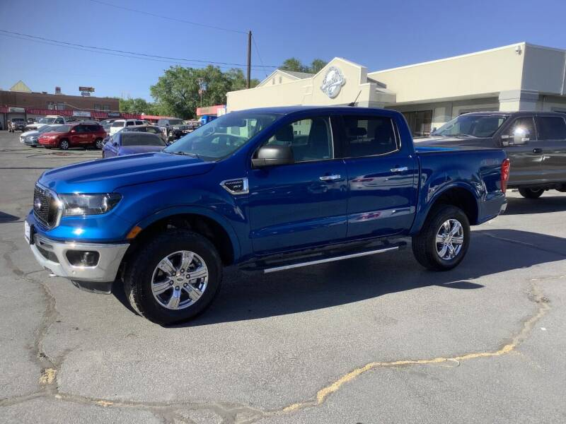 2019 Ford Ranger for sale at Beutler Auto Sales in Clearfield UT