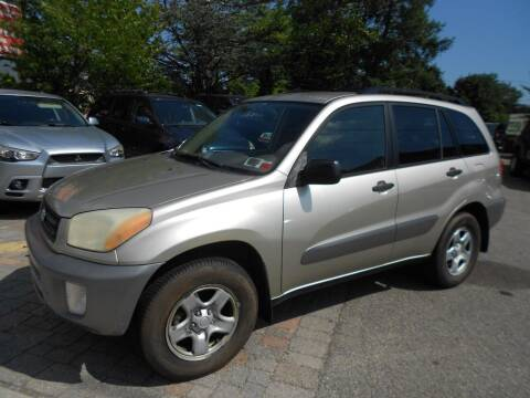 2003 Toyota RAV4 for sale at Precision Auto Sales of New York in Farmingdale NY