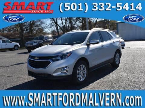 2018 Chevrolet Equinox for sale at Smart Auto Sales of Benton in Benton AR
