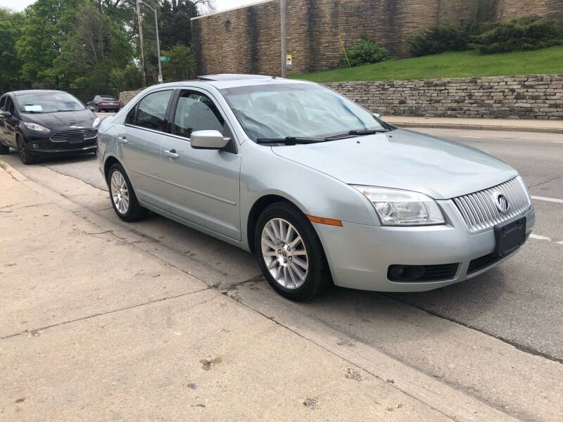 2007 Mercury Milan for sale at Trans Auto in Milwaukee WI