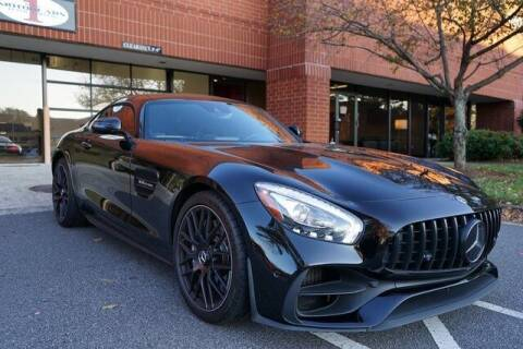 2019 Mercedes-Benz AMG GT for sale at Team One Motorcars, LLC in Marietta GA