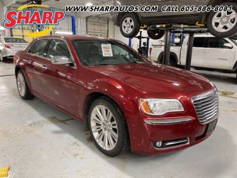 2011 Chrysler 300 for sale at Sharp Automotive in Watertown SD