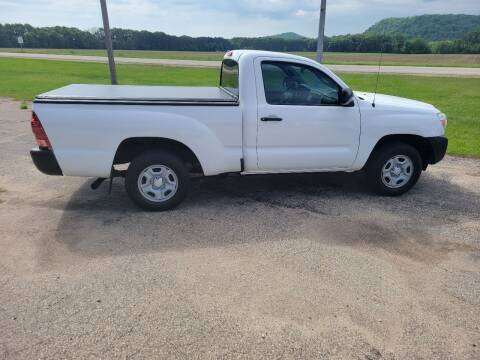 2013 Toyota Tacoma for sale at SCENIC SALES LLC in Arena WI