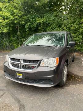 2018 Dodge Grand Caravan for sale at Chinos Auto Sales in Crystal MN