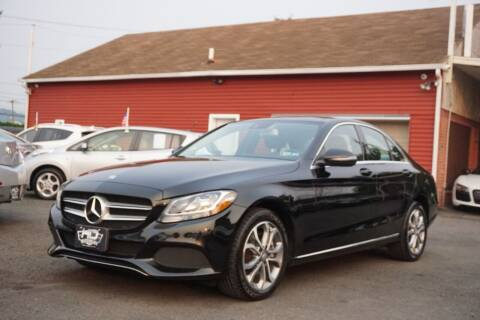 2016 Mercedes-Benz C-Class for sale at HD Auto Sales Corp. in Reading PA