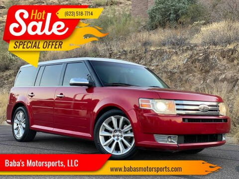 2010 Ford Flex for sale at Baba's Motorsports, LLC in Phoenix AZ
