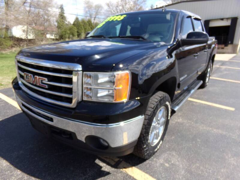 2013 GMC Sierra 1500 for sale at Rose Auto Sales & Motorsports Inc in McHenry IL