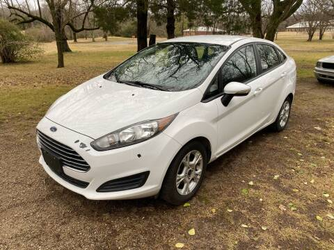 2014 Ford Fiesta for sale at Olney Auto Sales in Williford AR