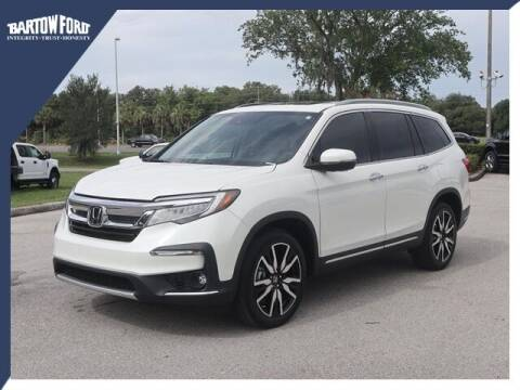 2019 Honda Pilot for sale at BARTOW FORD CO. in Bartow FL