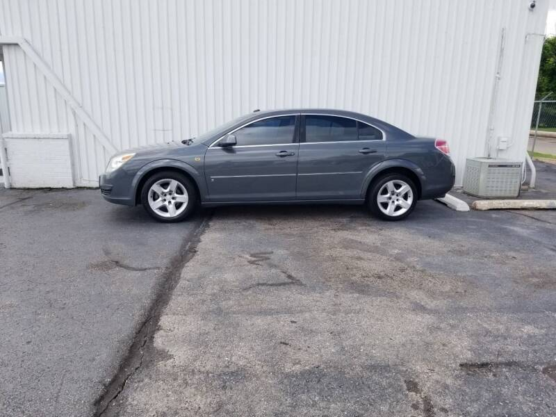 2007 Saturn Aura for sale at Credit Connection Auto Sales in Midwest City OK