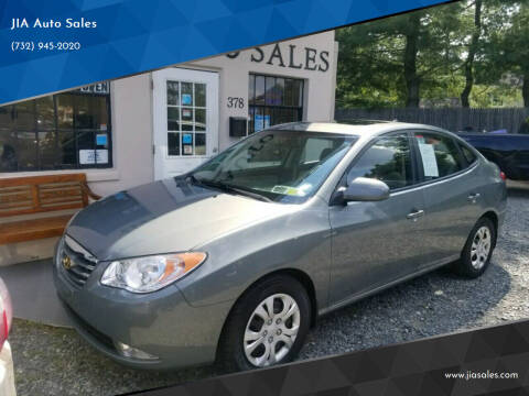2010 Hyundai Elantra for sale at JIA Auto Sales in Port Monmouth NJ