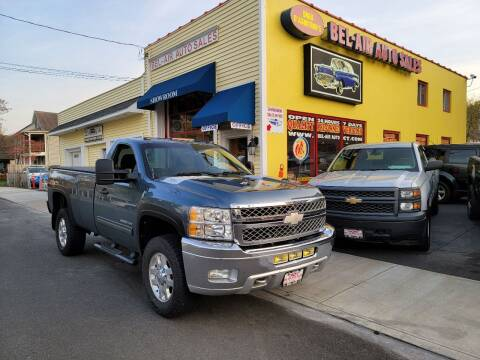 2012 Chevrolet Silverado 2500HD for sale at Bel Air Auto Sales in Milford CT