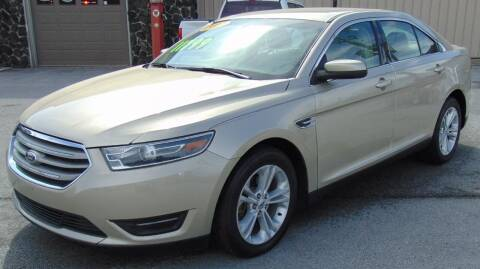 2017 Ford Taurus for sale at Kenny's Auto Wrecking - Kar Ville- Ready To Go in Lima OH