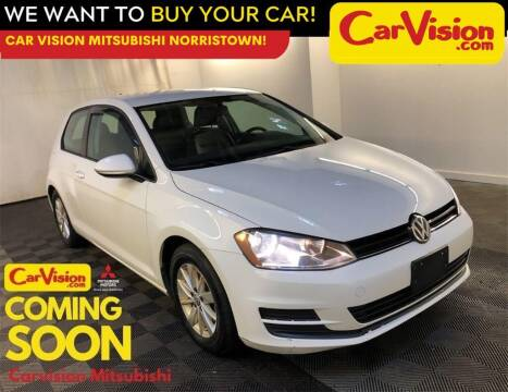 2015 Volkswagen Golf for sale at Car Vision Mitsubishi Norristown in Norristown PA