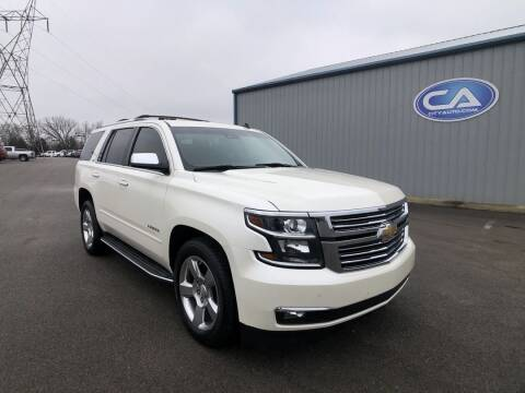 2015 Chevrolet Tahoe for sale at City Auto in Murfreesboro TN
