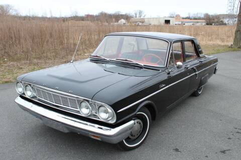 1964 Ford Fairlane for sale at McQueen Classics in Lewes DE