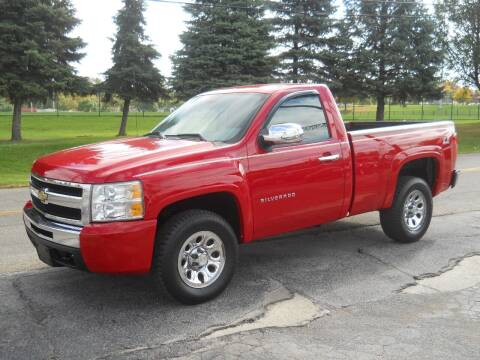 2011 Chevrolet Silverado 1500 for sale at Hern Motors in Hubbard OH