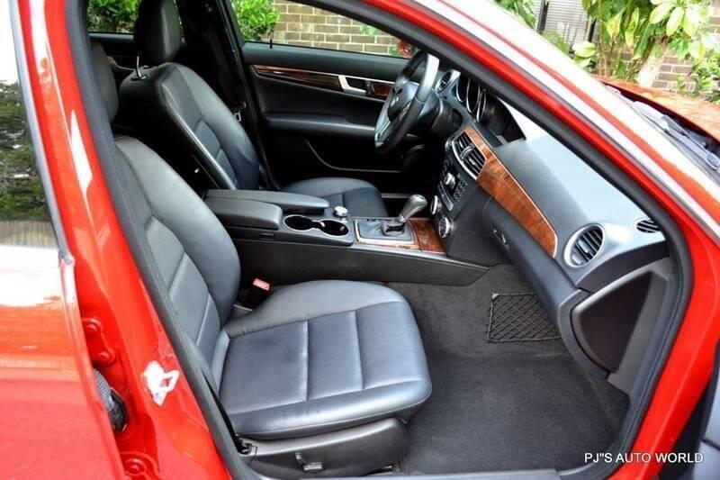 2014 Mercedes-Benz C-Class C 250 Luxury 4dr Sedan - Davie FL