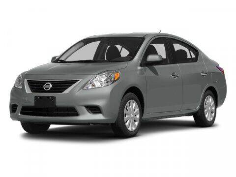 2014 Nissan Versa for sale at Automart 150 in Council Bluffs IA