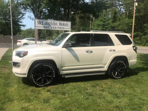 2015 Toyota 4Runner for sale at McLaughlin Motorz in North Muskegon MI
