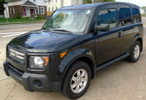 2008 Honda Element for sale at Waukeshas Best Used Cars in Waukesha WI