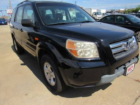 2007 Honda Pilot for sale at Tony's Auto World in Cleveland OH