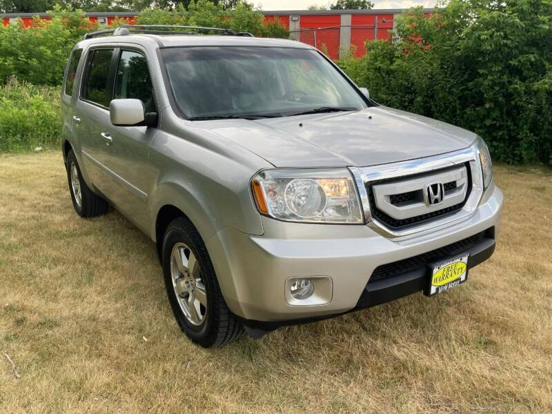 2011 Honda Pilot for sale at M & M Motors in West Allis WI