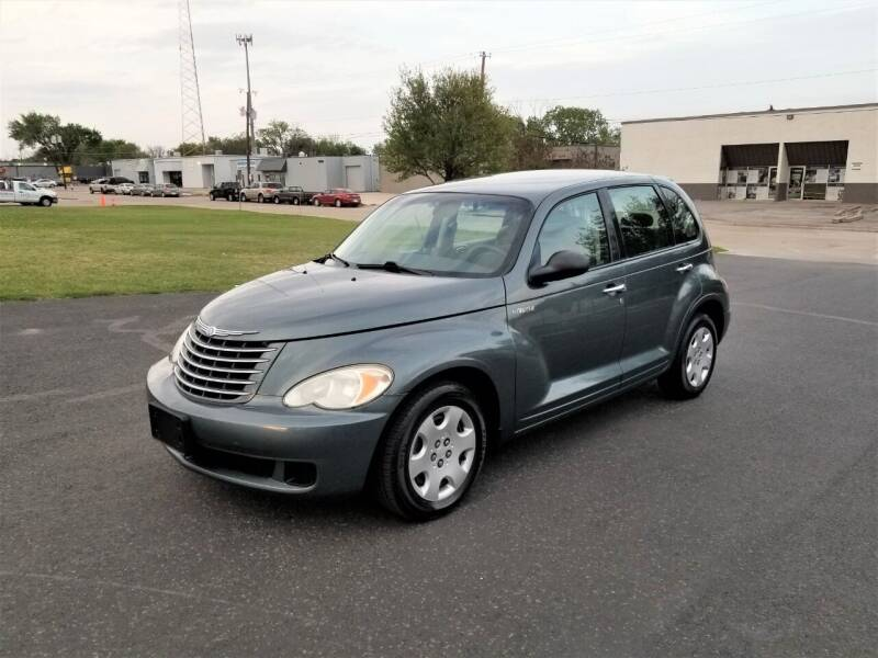 2006 Chrysler PT Cruiser for sale at Image Auto Sales in Dallas TX