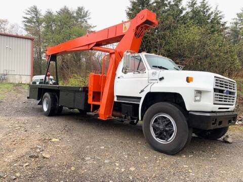 1994 Ford F-700 for sale at Bay Road Truck in Rowley MA