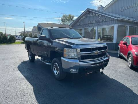 2009 Chevrolet Silverado 2500HD for sale at Empire Alliance Inc. in West Coxsackie NY