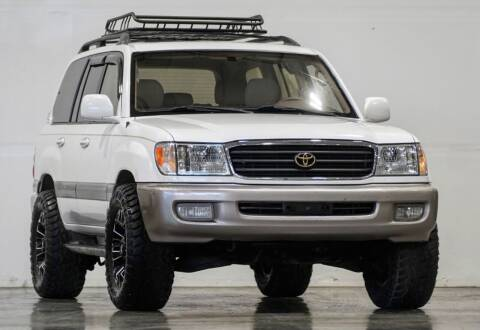 1998 Toyota Land Cruiser for sale at MS Motors in Portland OR