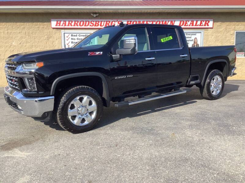 2020 Chevrolet Silverado 2500HD for sale at Auto Martt, LLC in Harrodsburg KY