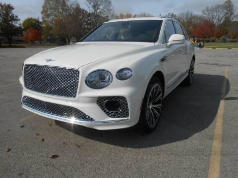 2021 Bentley Bentayga for sale at Bentley Zionsville in Zionsville IN