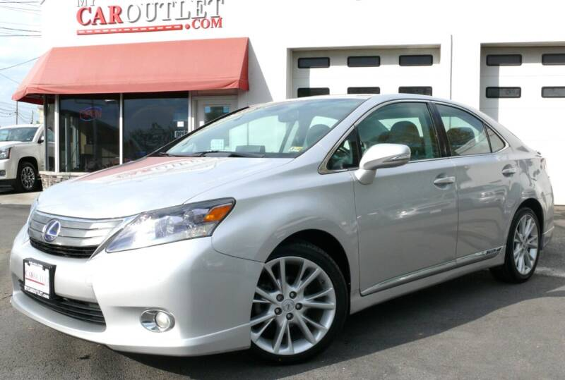 2010 Lexus HS 250h for sale at MY CAR OUTLET in Mount Crawford VA