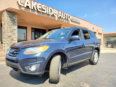 2011 Hyundai Santa Fe for sale at Lakeside Auto Brokers Inc. in Colorado Springs CO