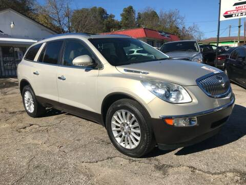 2011 Buick Enclave for sale at SR Motors Inc in Gainesville GA