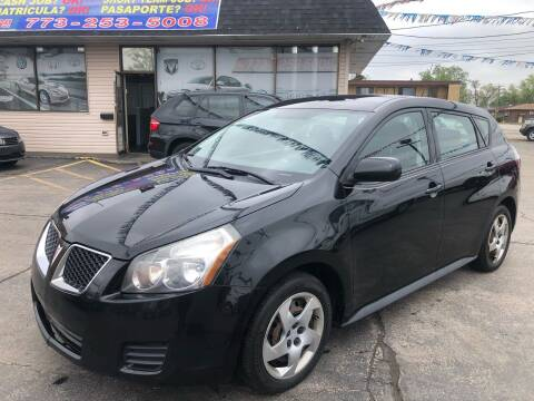 2010 Pontiac Vibe for sale at TOP YIN MOTORS in Mount Prospect IL