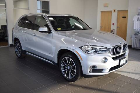 2017 BMW X5 for sale at BMW OF NEWPORT in Middletown RI